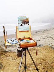 Уроки живописи маслом!