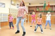Студия современных танцев для детей и взрослых